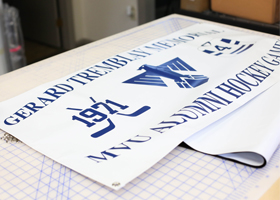 Custom signs & banners in Saint Albans, VT