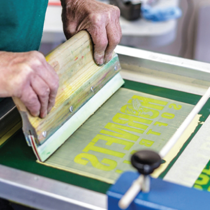 Main Street Graphics Screenprinting in St. Albans, Vermont